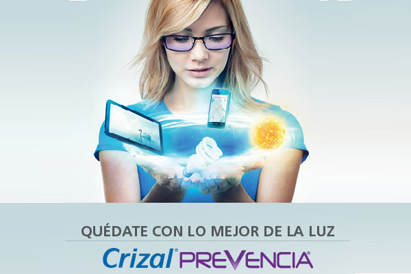 lentes Crizal prevencia optivity