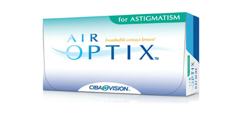 Air Optix Astigmatismo