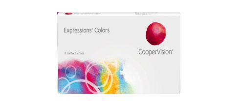 Expression Color x 6