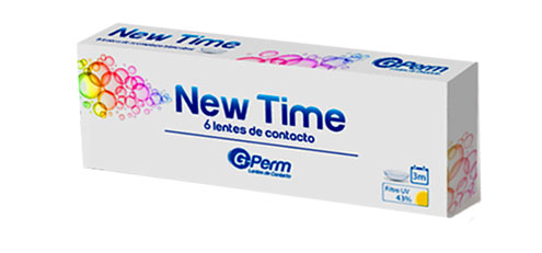 New Time x 6 2 poderes