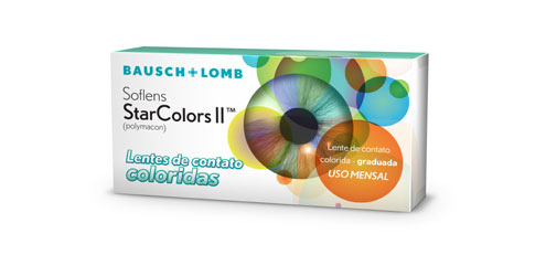 Soflens Star Color 2