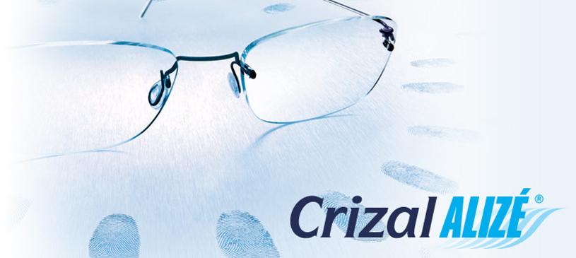 lentes Crizal Alize